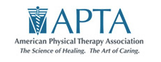 Our physical therapy / physical therapist are associated with the APTA.