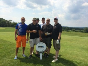 Rally golf outing 2014
