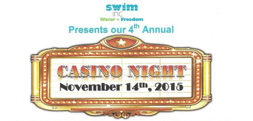 swim Inc casino night