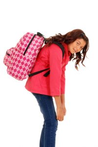 BeneFIT Physical Therapy how to wear a school backpack